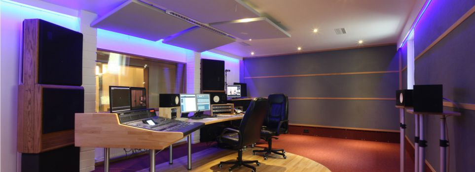 Professionelle Audioproduktion